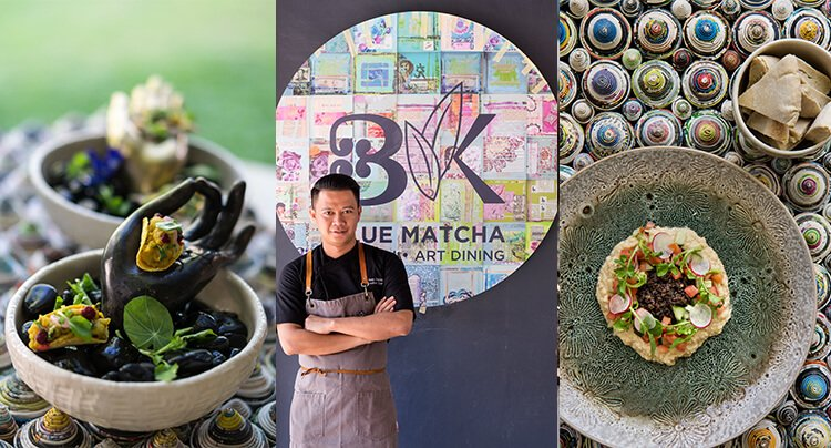 Blue Matcha Kitchen & Art Dining