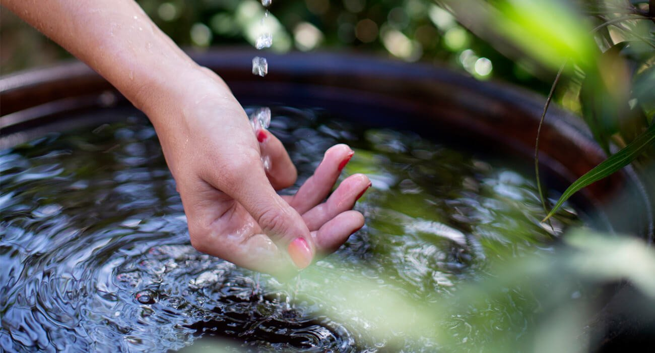 Every Day is World Water Day at Blue Karma Seminyak